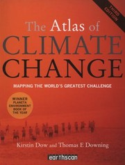Cover of: The Atlas of Climate Change