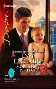 Cover of: More Than Perfect