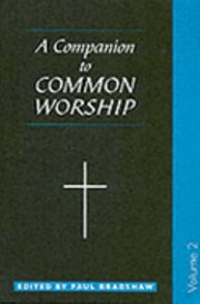 Cover of: A Companion to Common Worship