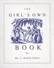 Cover of: Girl's Own Book