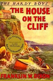 Cover of: Hardy Boys 02 - The house on the cliff