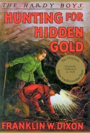 Cover of: Hunting for hidden gold
