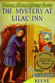 Cover of: The mystery at Lilac Inn