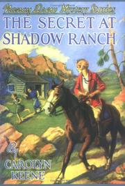 Cover of: The Secret at Shadow Ranch