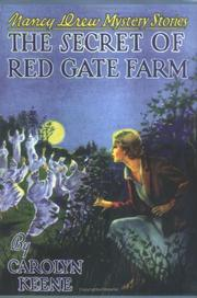 Cover of: The secret of Red Gate Farm