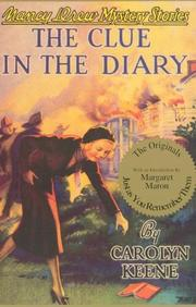 Cover of: The Clue in the Diary