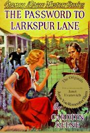 Cover of: Password to Larkspur Lane