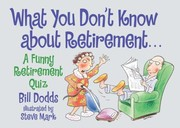 Cover of: What You Dont Know about Retirement