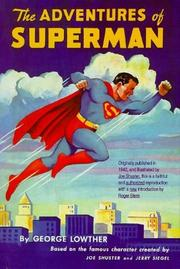 Cover of: Superman | George Francis Lowther