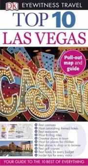 Cover of: Top 10 Las Vegas With Map