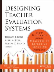 Cover of: Designing Teacher Evaluation Systems