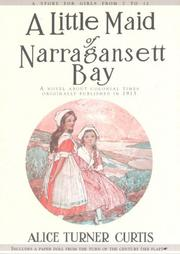 Cover of: A little maid of Narragansett Bay