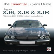 Cover of: Jaguar Xj6 Xj8 Xjr All 2003 To 2009 X350 Models Including Daimler