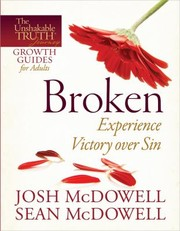 Cover of: BrokenExperience Victory Over Sin