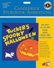 Cover of: Tuckers Spooky Halloween With Stickers and Poster and Hardcover Books