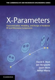 Cover of: XParameters