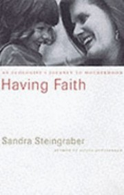 Cover of: Having Faith