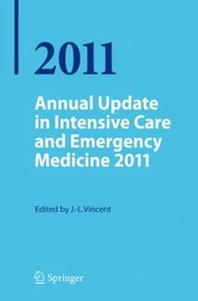 Cover of: Annual Update Intensive Care And Emergency Medicine 2011