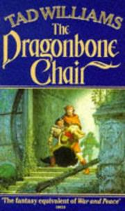 Cover of: The Dragonbone Chair (Memory, Sorrow & Thorn S.)
