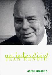 Cover of: An Interview