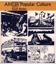Cover of: Readings in African Popular Culture