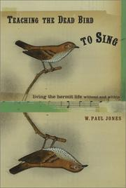 Cover of: Teaching the Dead Bird to Sing