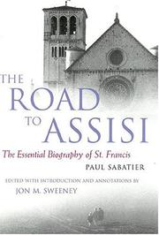 Cover of: The Road To Assisi