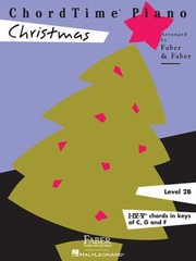 Cover of: ChordTime Piano Level 2B Christmas