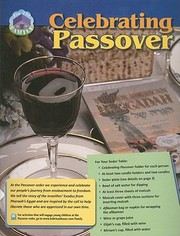 Cover of: Celebrating Passover