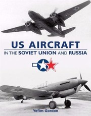Cover of: US Aircraft in the Soviet Union and Russia
