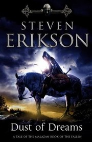 Cover of: Dust of Dreams Steven Erikson