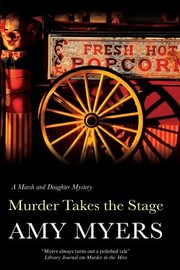 Cover of: Murder Takes the Stage