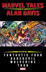 Cover of: Marvel Tales by Alan Davis