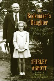 The bookmaker's daughter by Shirley Abbott