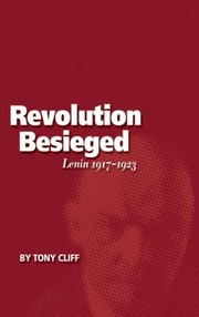 Cover of: Revolution Besieged Volume 3