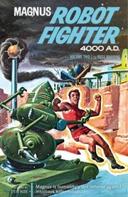 Cover of: Magnus Robot Fighter 4000 Ad Dark Horse Archives