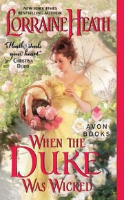 Cover of: When the Duke Was Wicked
