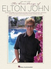 Cover of: The Love Songs of Elton John