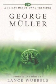 Cover of: George Muller on Faith