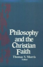 Cover of: Philosophy Christian Faith