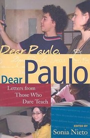 Cover of: Dear Paulo Letters From Those Who Dare Teach