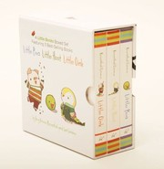 Cover of: A Little Books Boxed Set Featuring Little Pea Little Hoot Little Oink