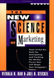 Cover of: The new science of marketing