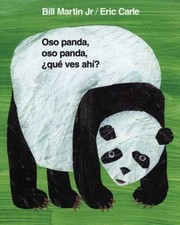 Cover of: Oso Panda Oso Panda Que Ves Ahi  Panda Bear Panda Bear What Do You See