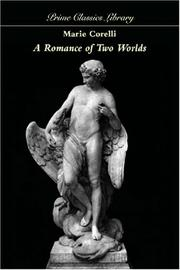 Cover of: A Romance of Two Worlds | Marie Corelli