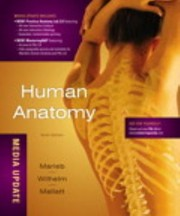 Cover of: Human Anatomy With CDROM and Paperback Book and Access Code