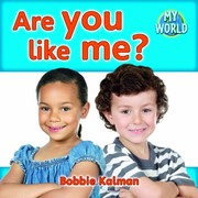 Cover of: Are You Like Me