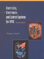 Cover of: Electricity Electronics and Control Systems for HVACR