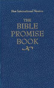 Cover of: The Bible Promise Book (Bible Promise Books)