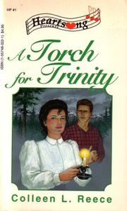 Cover of: A Torch for Trinity (Heartsong Presents #1)